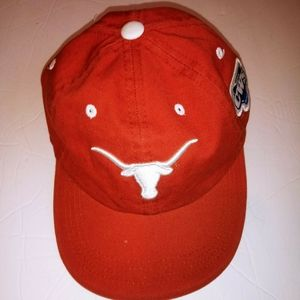 Collage world series youth ball cap
